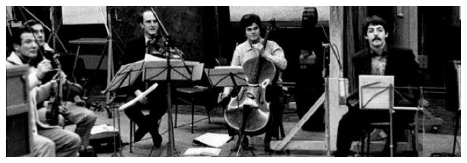 Trilha sonora de filme foi o primeiro trabalho solo feito por um beatle