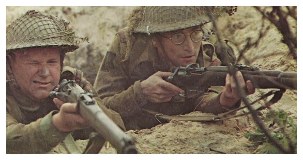 John Lennon estrelou filme que satirizava guerra em 1967. E foi um fracasso